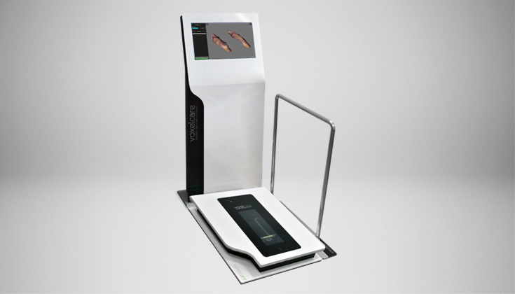 Scanner Control Unit Voxelcare Footcare Solution